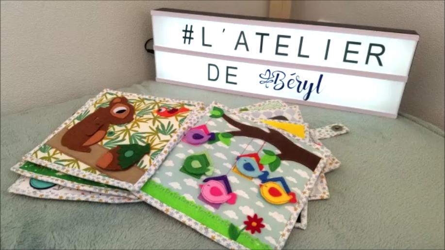 L'Atelier de Béryl - Snapshot Vidéo de campagne Ulule
